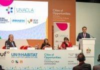 Ильсур Метшин принял участие во всемирном форуме городов в Абу-Даби