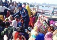 Судно с беженцами-рохинджа затонуло у берегов Бангладеш, не менее 15 жертв