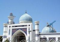 Крупнейшая в Центральной Азии мечеть откроется весной