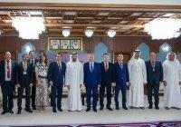 Мэры Казани и Абу-Даби обсудили сотрудничество