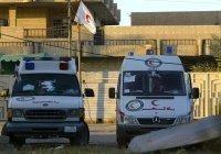 В Ираке пожар в больнице привел к человеческим жертвам