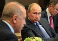 Путин и Эрдоган обсудили обострение в Идлибе