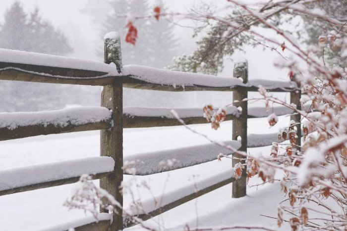Февраль, поясняет синоптик, должен быть холоднее декабря и января