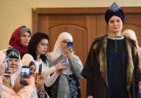 «Милли киемле ханым»: возрождение традиций в современной моде (ФОТО)