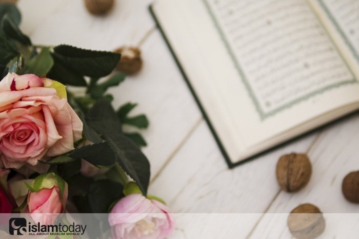 Коран говорит о любви. (Источник фото: freepik.com)