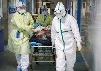 В Китае – всплеск смертности от коронавируса