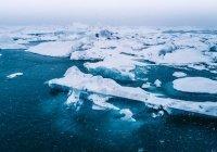 Предсказано исчезновение арктических льдов