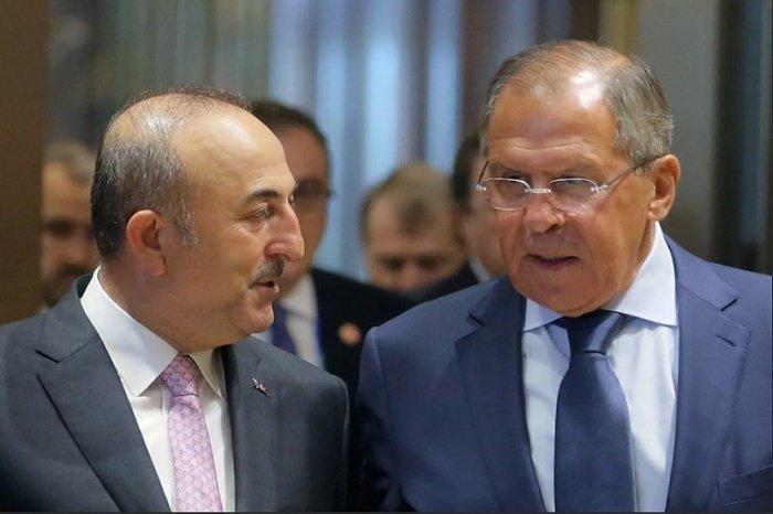 Главы МИД России и Турции встретятся в Мюнхене.