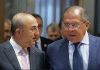 В МИД РФ анонсировали встречу Лаврова и Чавушоглу