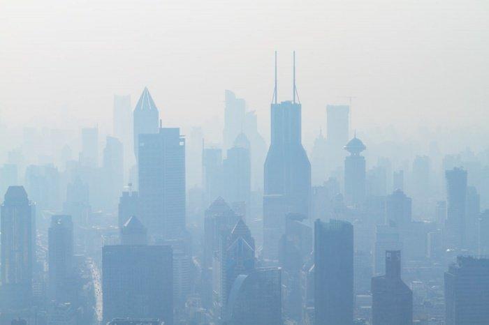 С загрязнением воздуха связаны 29% всех случаев рака легких и примерно 25% смертей от сердечных заболеваний и инсультов в мире