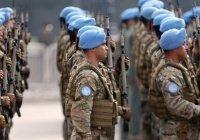 Россия направила миротворцев в Центральноафриканскую республику