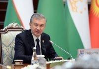 Президент Узбекистана посетит Россию с государственным визитом