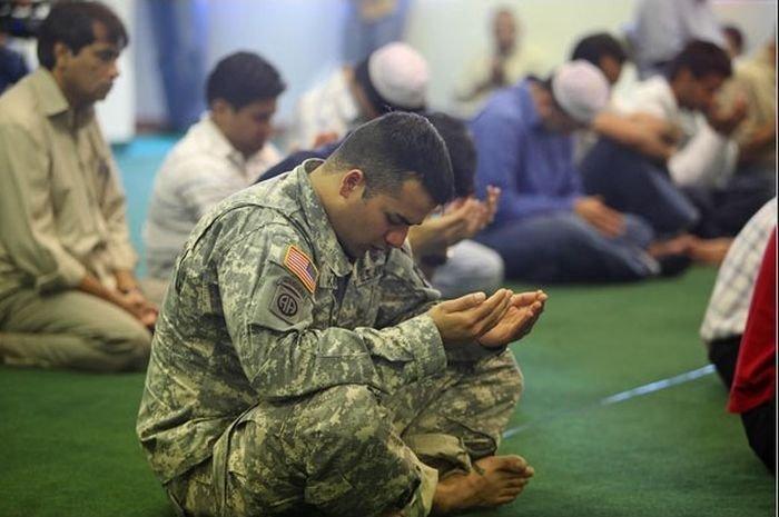 Мусульмане в ВВС США смогут соблюдать религиозные и национальные традиции.