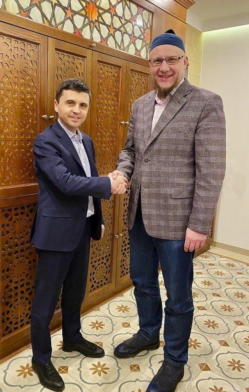 Айдар Шагимарданов и Руслан Бальбек.