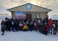 В Арском мухтасибате прошли Республиканские лыжные гонки в честь 100-летия ТАССР