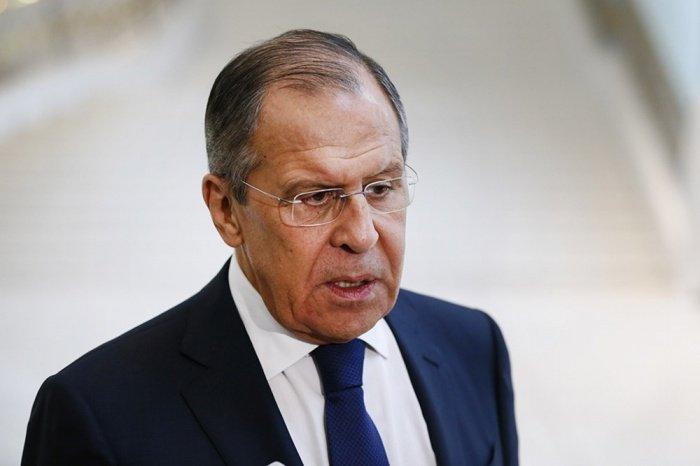 Сергей Лавров направил приветствие делегатам Ближневосточной конференции.