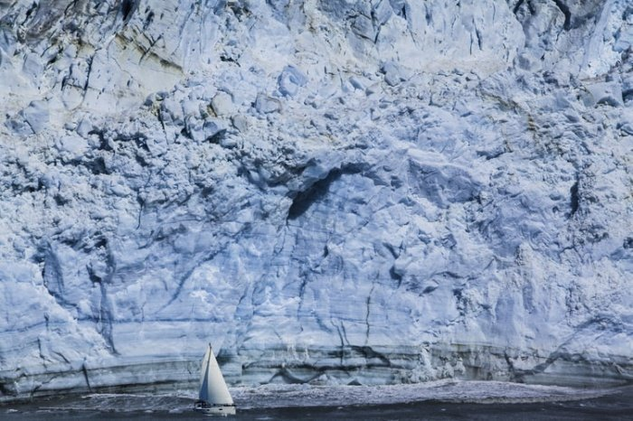 Полученные результаты соответствуют тенденции к потеплению в Антарктиде