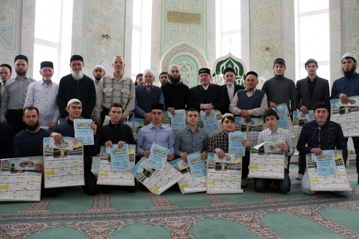 Участники конкурса в Нижнекамске.