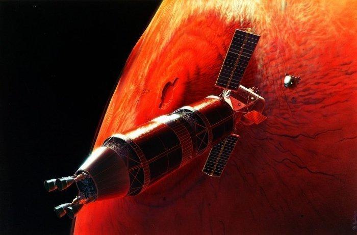 В ОАЭ выберут космонавта для полета на Марс.