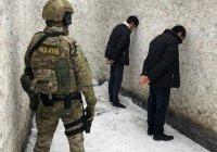 В Казахстане задержаны экстремисты, готовившие теракты