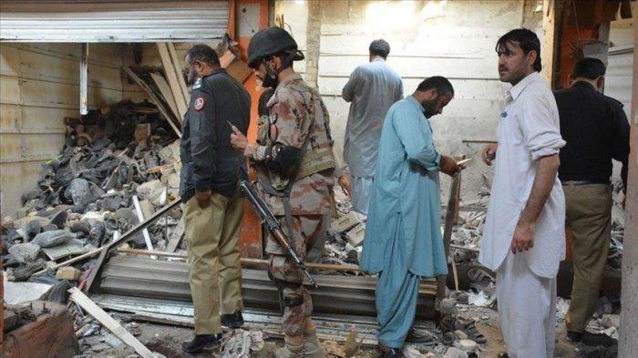 Теракт в Пакистане унес жизни десяти человек.