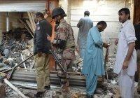 Не менее десяти человек погибли в Пакистане в результате теракта