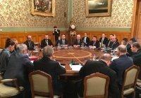 Россия и Турция завершили очередной раунд переговоров по Идлибу