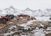 Гренландия планирует заработать на глобальном потеплении