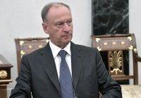 Патрушев обсудил сотрудничество с эмиром Катара