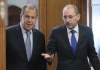 Лавров обсудит Сирию и Ливию с главой МИД Иордании
