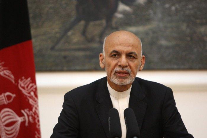 Ашраф Гани остается президентом Афганистана.
