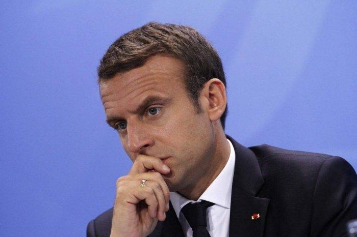 Президент Франции вступился за ислам как религию.