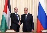 Главы МИД России и Иордании обсудили возвращение сирийских беженцев