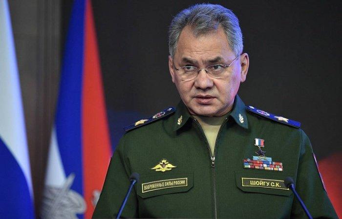 Сергей Шойгу призвал международное сообщество помочь в восстановлении Сирии.