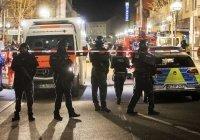 Неизвестный устроил массовый расстрел в Германии, 11 погибших