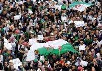 В Алжире объявили праздником день начала антиправительственных протестов