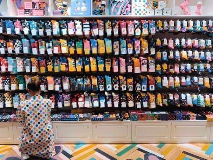 Чаще всего россияне заказывают носки: пользователи приобрели больше 150 тыс. штук