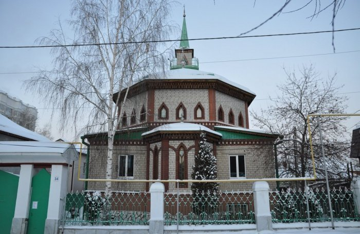 Мечеть Маулид, Екатеринбург.