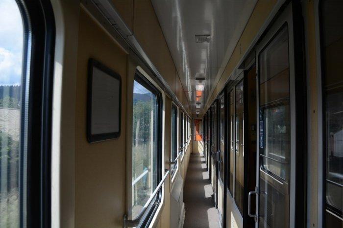 Любимыми вагонами российских путешественников являются те, что расположены в середине состава