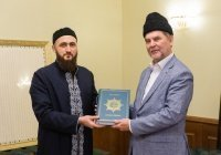 Камиль Самигуллин встретился с муфтием ХМАО