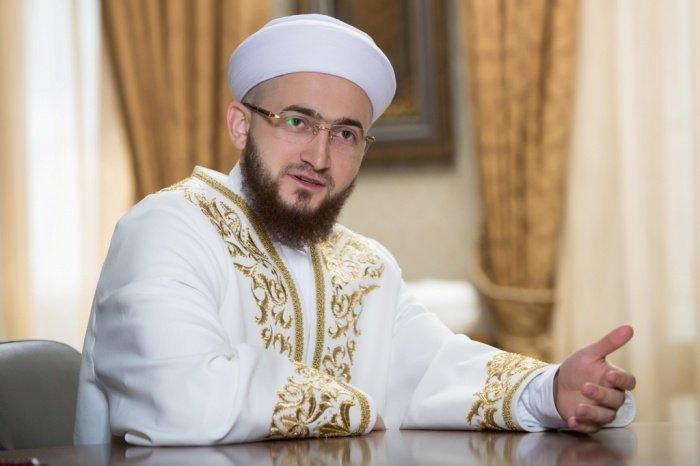 Камиль Самигуллин поздравил мусульман с наступлением одного из предвестников Рамазана.