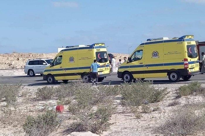 Смертельное ДТП произошло на трассе, ведущей в каирский аэропорт.