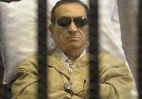 Египетские СМИ сообщили о смерти экс-президента Хосни Мубарака