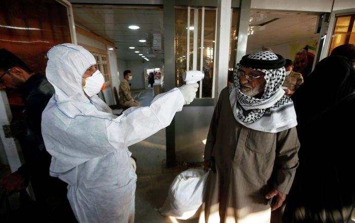 В Иране - особые меры предосторожности в связи с коронавирусом.