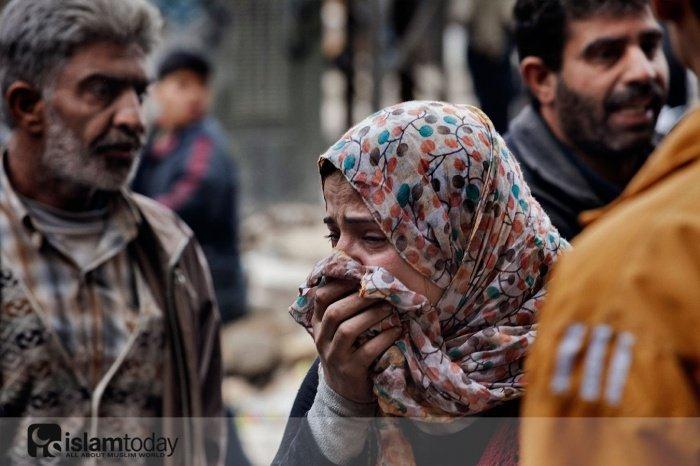 Экономическое состояние Сирии. (Источник фото: pinterest.fr)