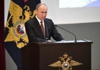 Путин: число экстремистских преступлений снизилось вдвое