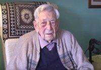 Выбран новый самый старый мужчина в мире