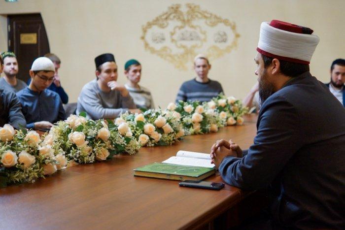 Мусульманам рассказали о суфизме.