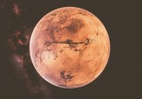 В марсианской атмосфере обнаружено необычное свечение