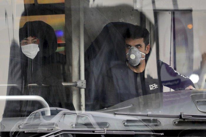 В Иране растет число жертв коронавируса.
